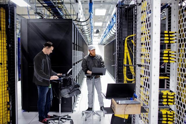 Microsoft baut seine Cloud Services weiter aus und setzt dabei neu auch auf Data Center in der Schweiz